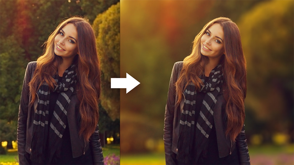 Video Tutorial: How To Blur a Background in Photoshop