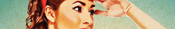 Video Tutorial: How To Create a Pin-Up Poster in Photoshop