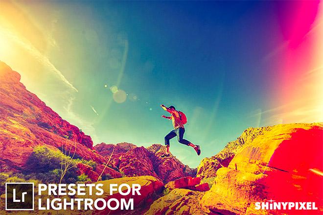 25 Light Leak Lightroom Presets
