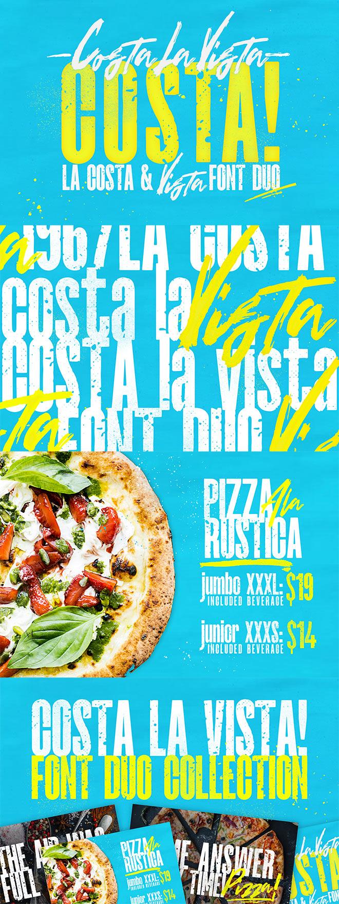 Costa La Vista Font