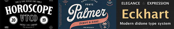 The Perfect Fonts for Your Next Project. Get Them All for 99% Off and Save $3000!