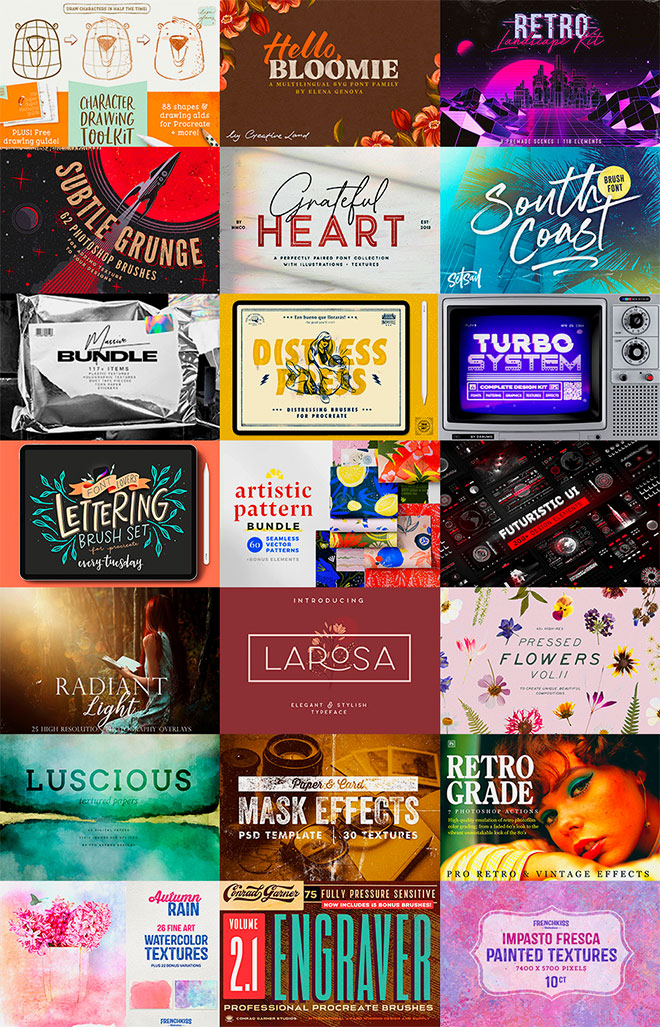 Digital Designer's Essential Library