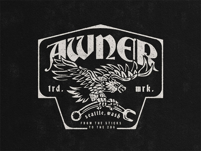 Awner MFG by Jeret Coe Chiri