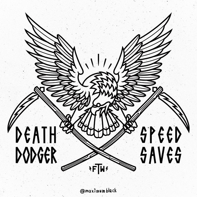 Death Dodger by Maximum Black