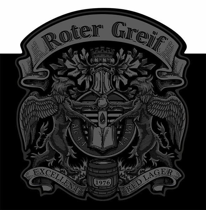 Roter Greif by Mikhail Danilov