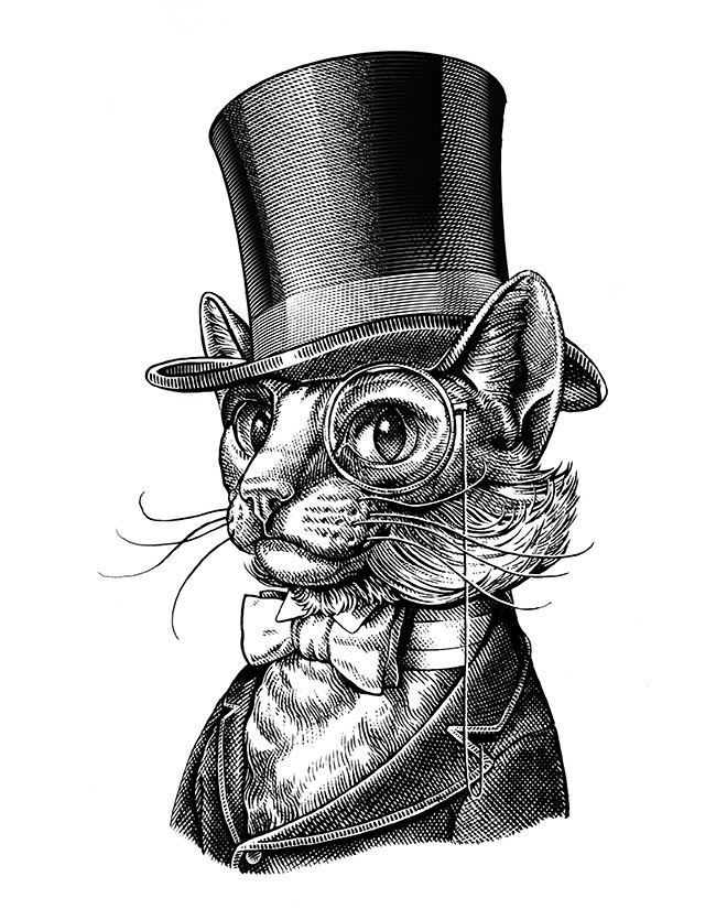 Thomas Catsworth by David Lawrence