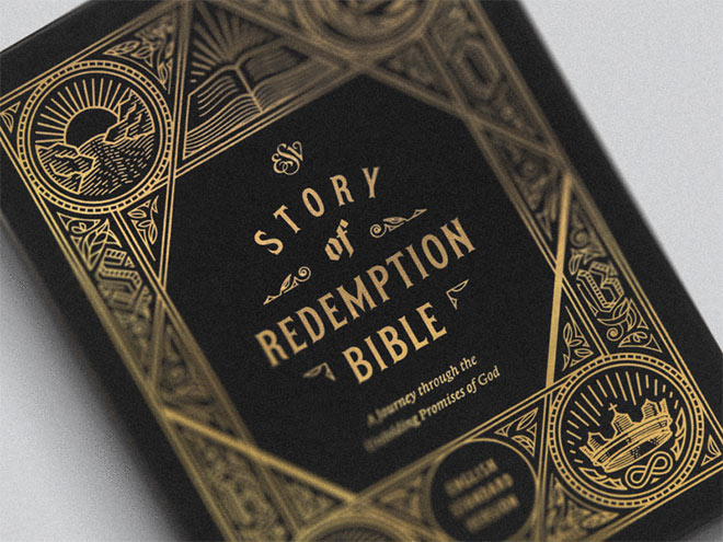 Story of Redemption Bible by Peter Voth