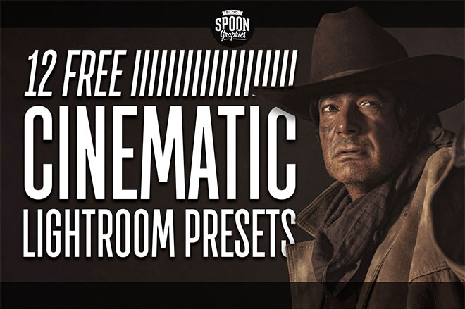 12 Free Cinematic Photo Effect Lightroom Presets