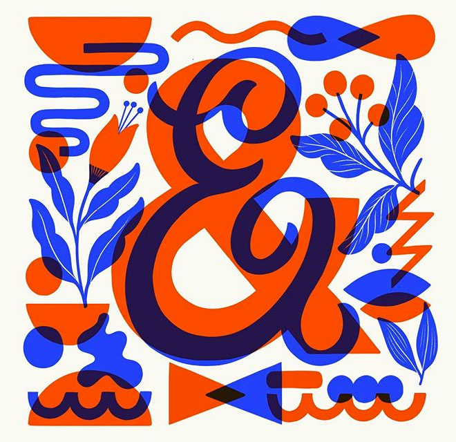 Ampersand by Super Nice Letters