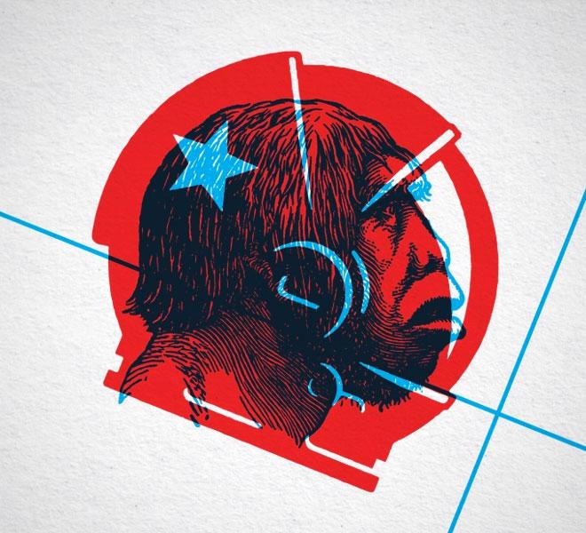 Spaceman by Steve Bullock