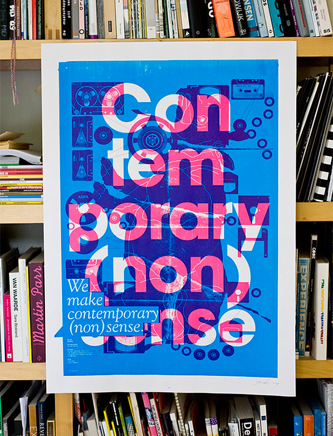 Contemporary (non)sense by Studio Another Day