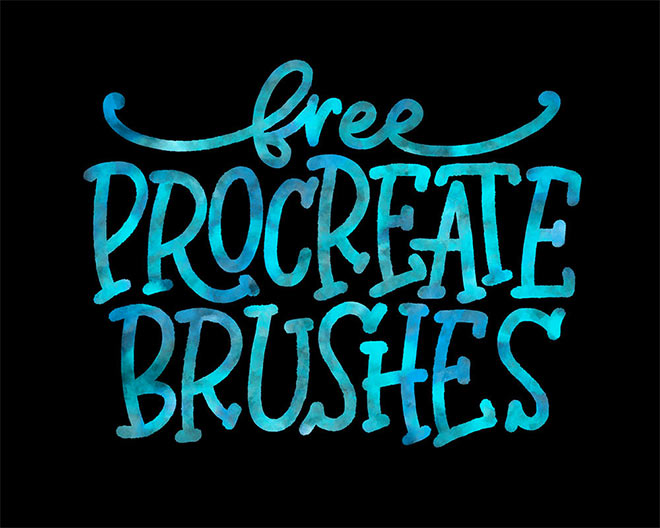 Free Procreate Brushes by Missy Meyer (FREE)