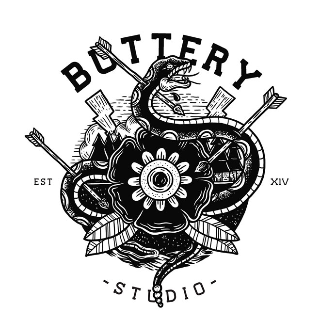 Buttery Studio Snake by Buttery Studio