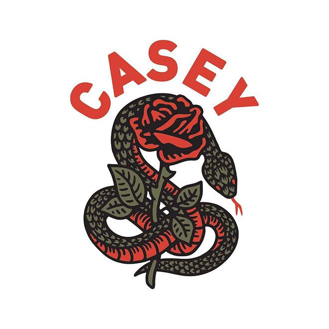 Casey by Greyxdays