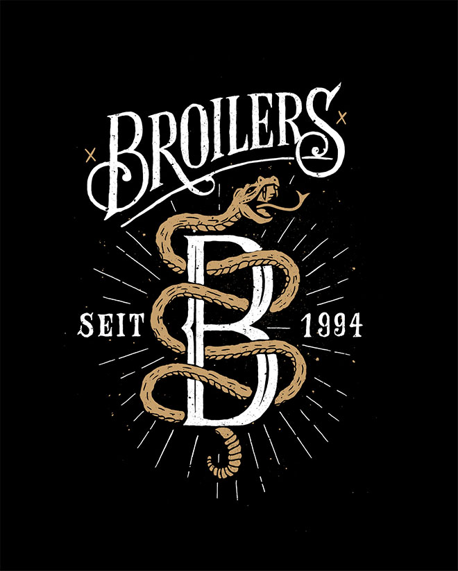 Broilers by Tobias Saul