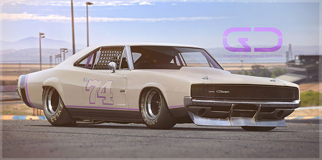 Dodge Charger by Christer Stormark