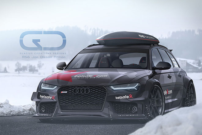 Audi RS6 by Christer Stormark