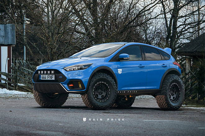 Focus RS 4x4 by Rain Prisk
