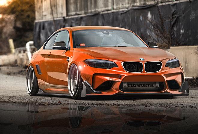BMW M2 by Evotech 5