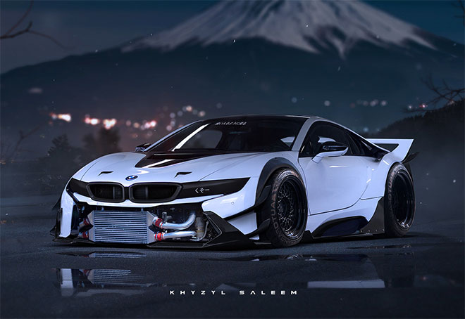 I8 by Khyzyl Saleem