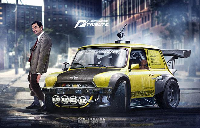 Speedhunters Mini Cooper by Al Yasid Oozeear