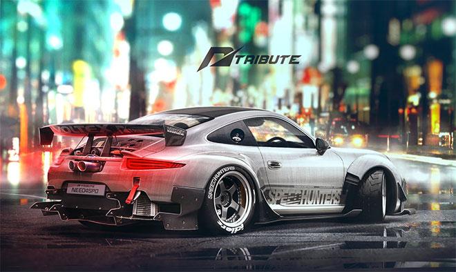 Speedhunters Porsche 911 by Al Yasid Oozeear