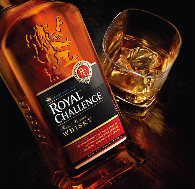 Royal Challenge Whisky by Vimalkirti Deshmukh