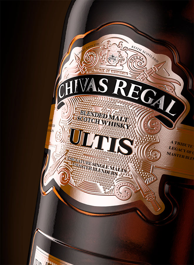 Chivas Regal Ultis by Vagner Anjos