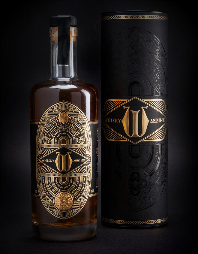 Whisky and Ink by United Creatives