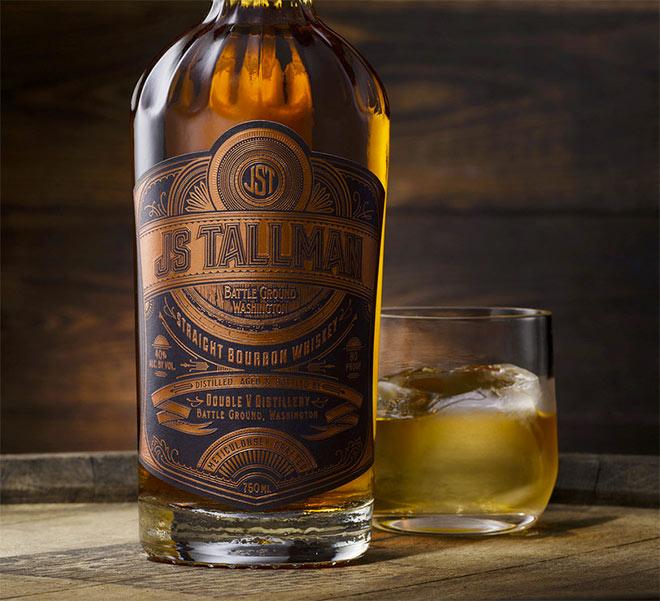 JS Tallman Bourbon by Kristin Casaletto