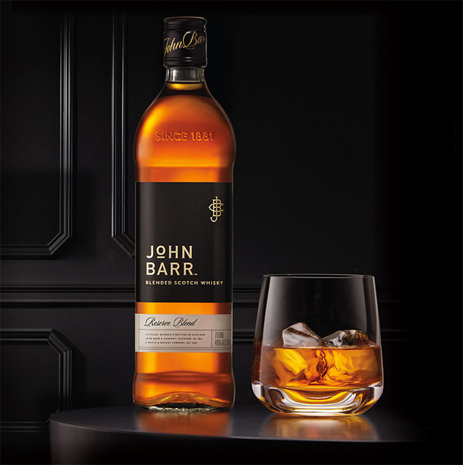 John Barr Whisky by Cue, Inc
