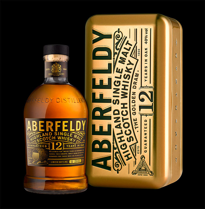 Aberfeldy by Stranger & Stranger