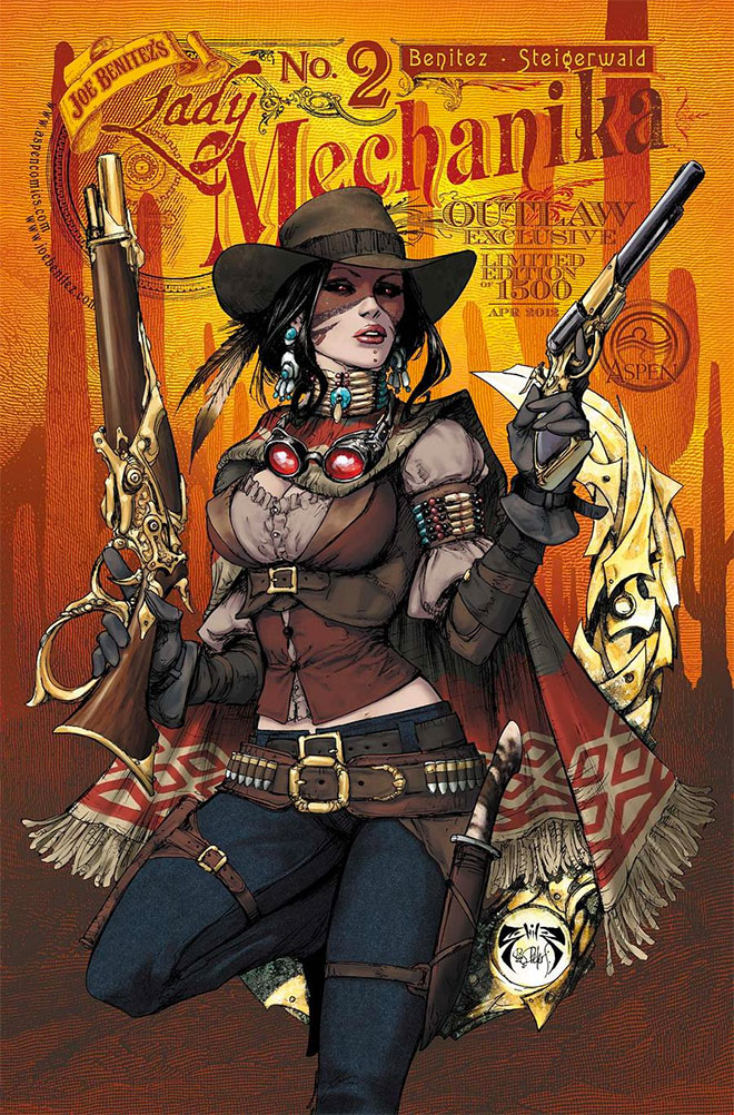 Outlaw by Joe Benitez