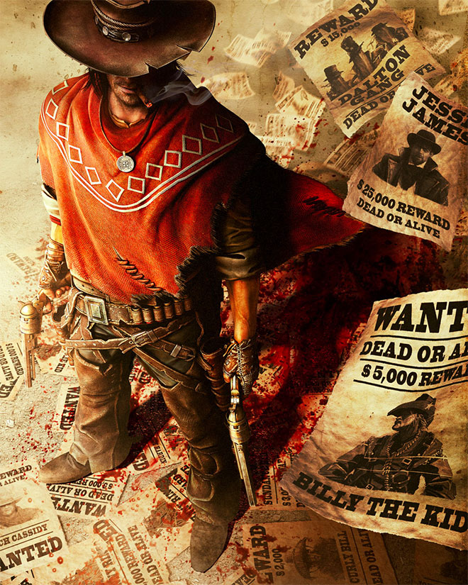 Call of Juarez Gunslinger by Two Dots