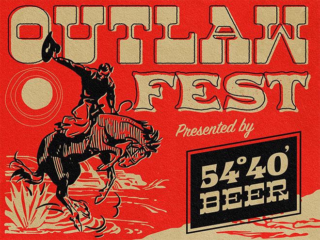 Outlaw Fest by Jordan Wilson