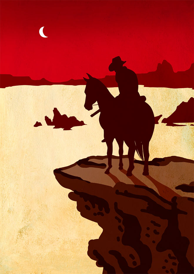 Red Dead by Brad Vandenberg