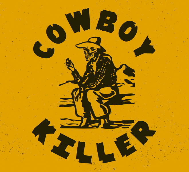 Cowboy Killer by Tim Calkins