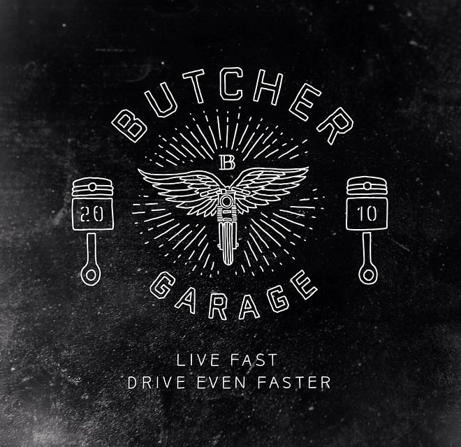 Butcher Garage by Askmetolie