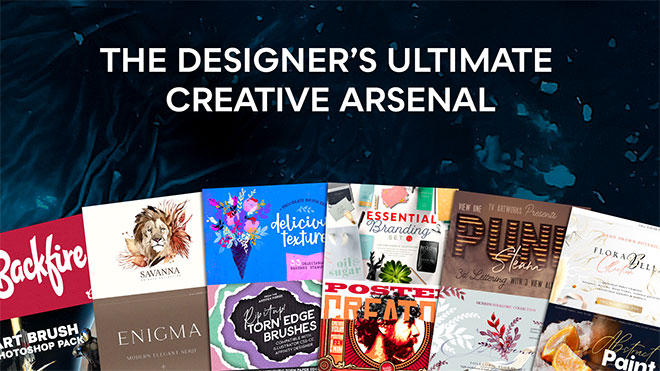 The Designer's Ultimate Creative Arsenal