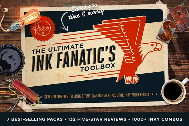 THE INK FANATIC'S TOOLBOX