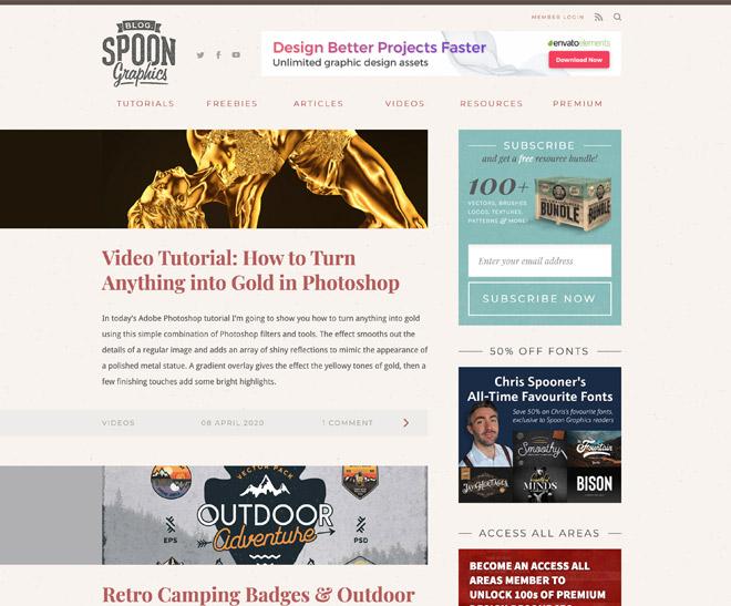Spoon Graphics 2020