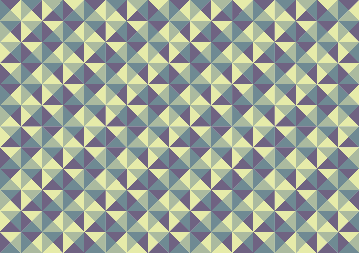 How To Create A Colourful Geometric Pattern In Illustrator