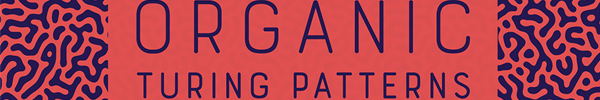 Download My Free Collection of Organic Turing Patterns