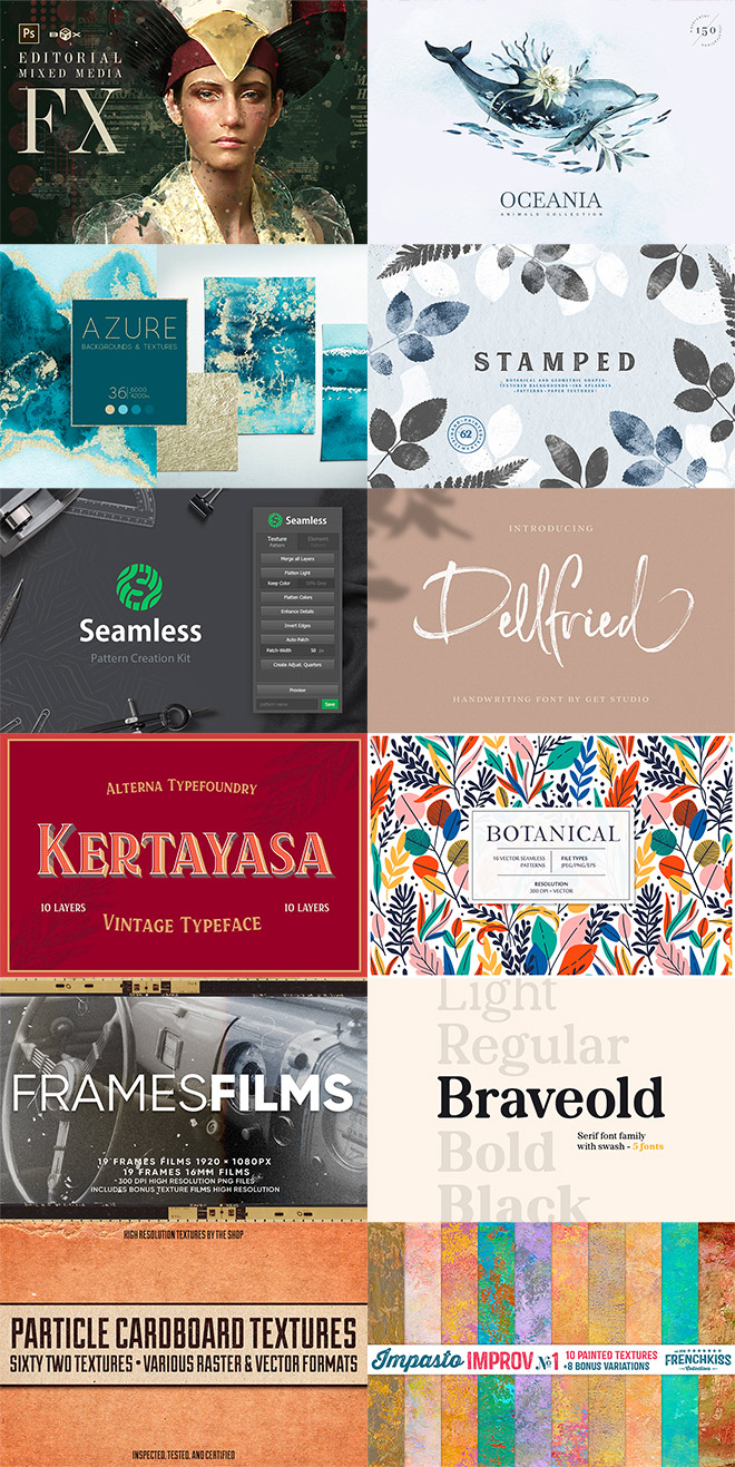 toolbox 2 - A Toolbox of Must-Have Resources to Create the Design Styles You Love