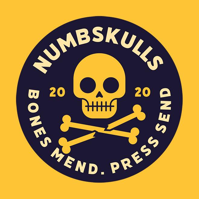 numbskulls 660 - How to Create a Retro Style Badge Design in Illustrator