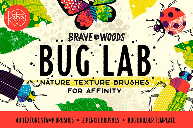 Bug Lab For Affinity ($19)