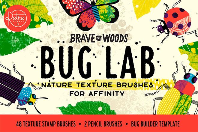 Bug Lab for Affinity ($ 19)