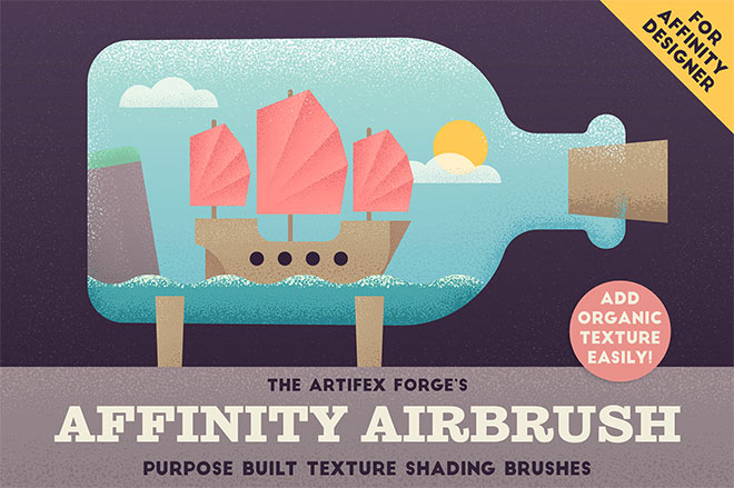 The Affinity Airbrush ($16)