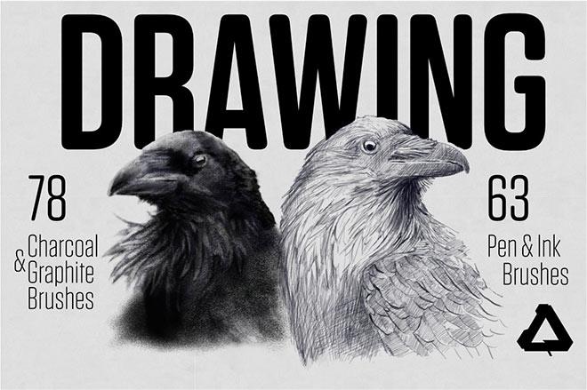 Affinity Drawing Brush ($ 14)