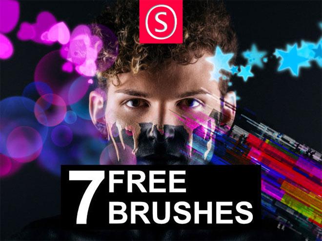 7 FREE brushes for Affinity Photo